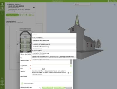 Bauen-Digital-App Galeriebild
