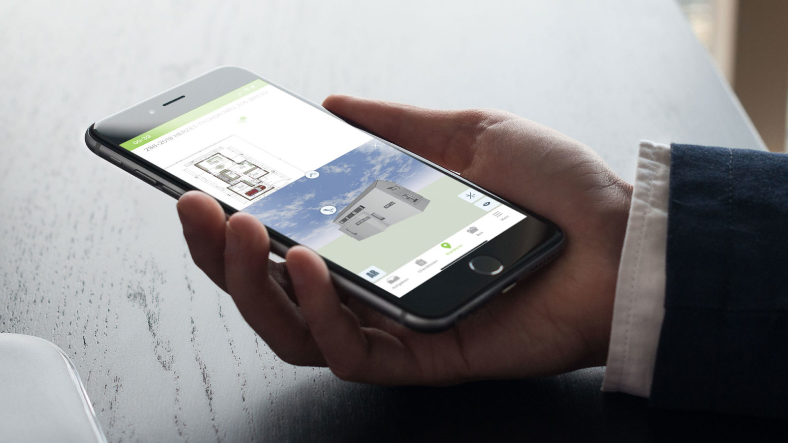 Bauen-Digital-App Bild