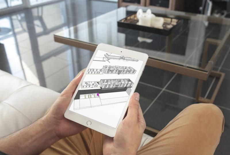 Bauen-Digital-App Bild Vorteile